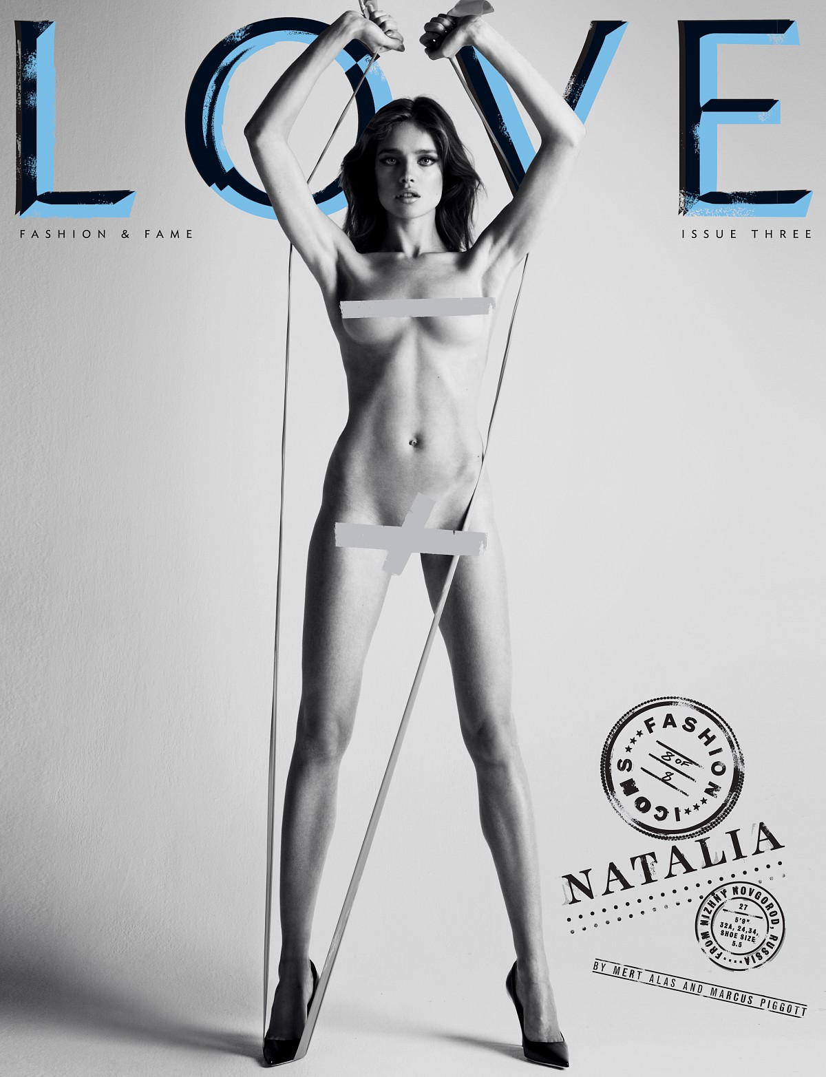 Lady Gaga Nackt Bilder Bondage Vogue Japan DAILY