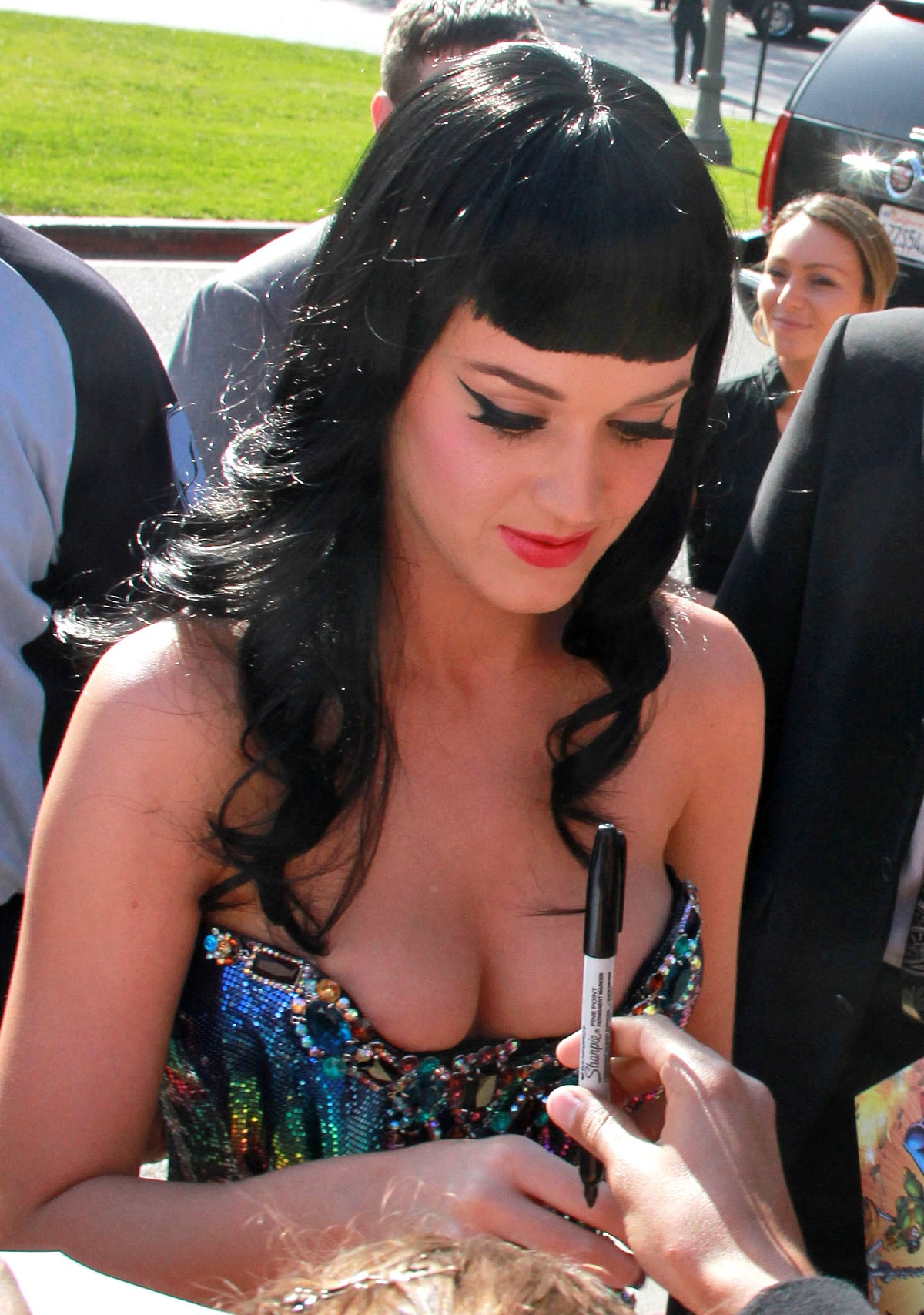 katy perry in nackt